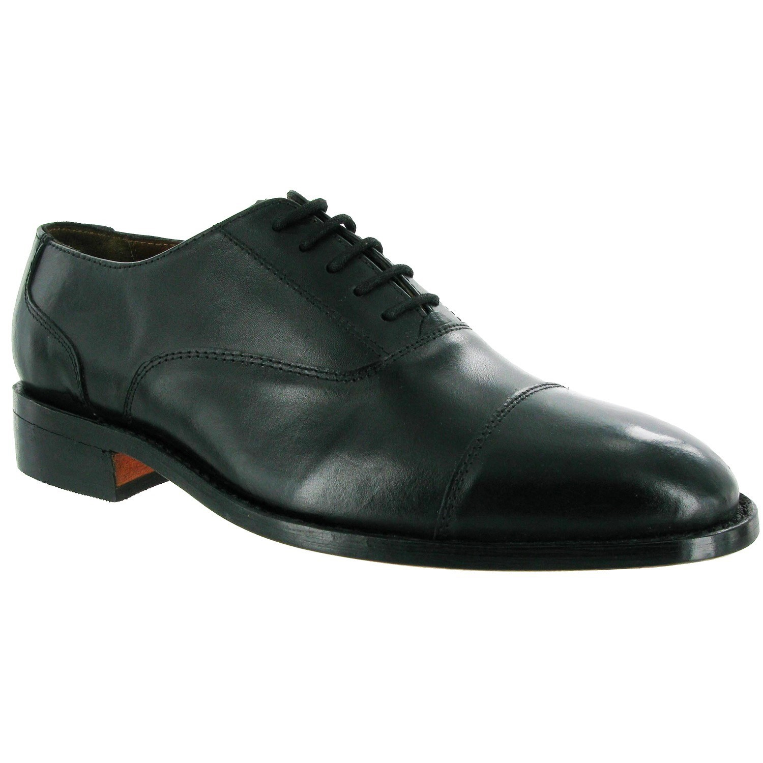 Amblers Mens James Leather Soled Oxford Dress shoes