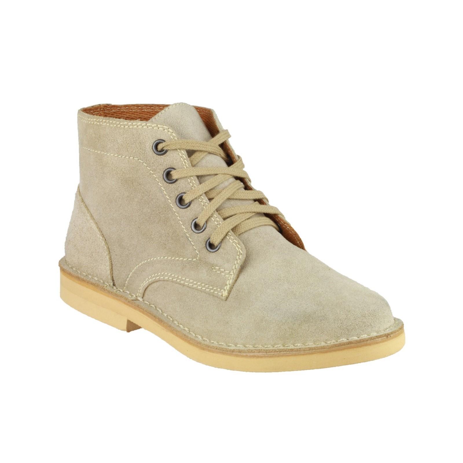 Amblers Mens 87002 Lace up Desert Boot