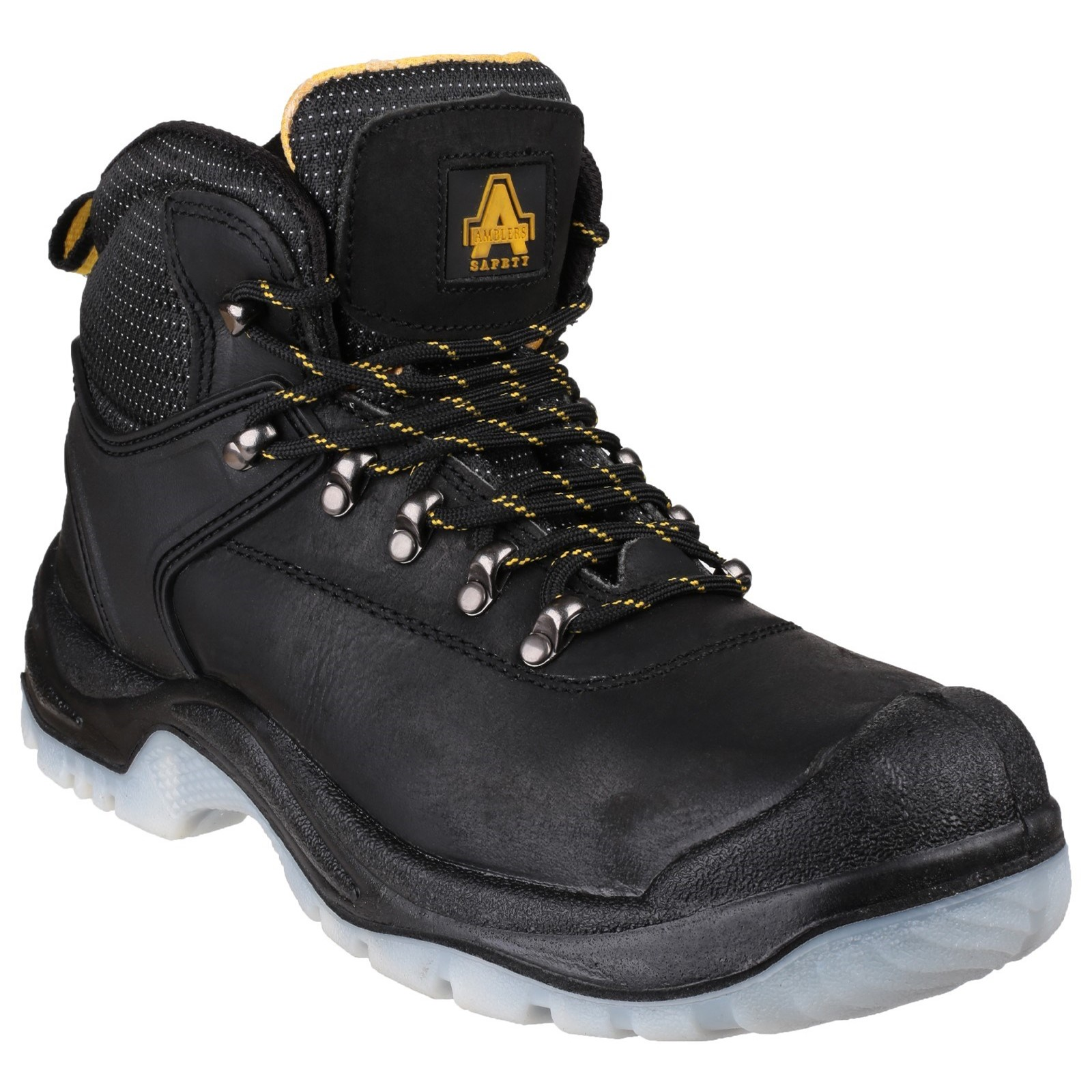 Amblers Safety Mens FS199 Antistatic Lace Up Hiker Safety Boot