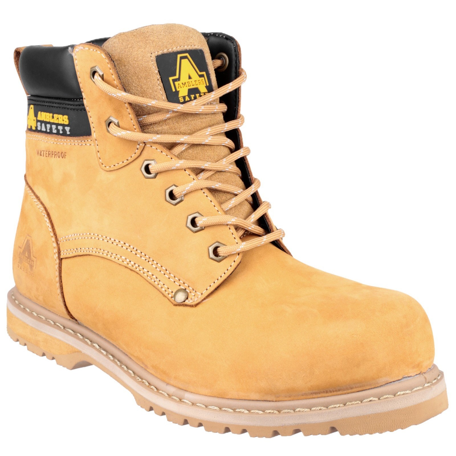 Amblers Safety Mens 147 Welted Safety Boot S3