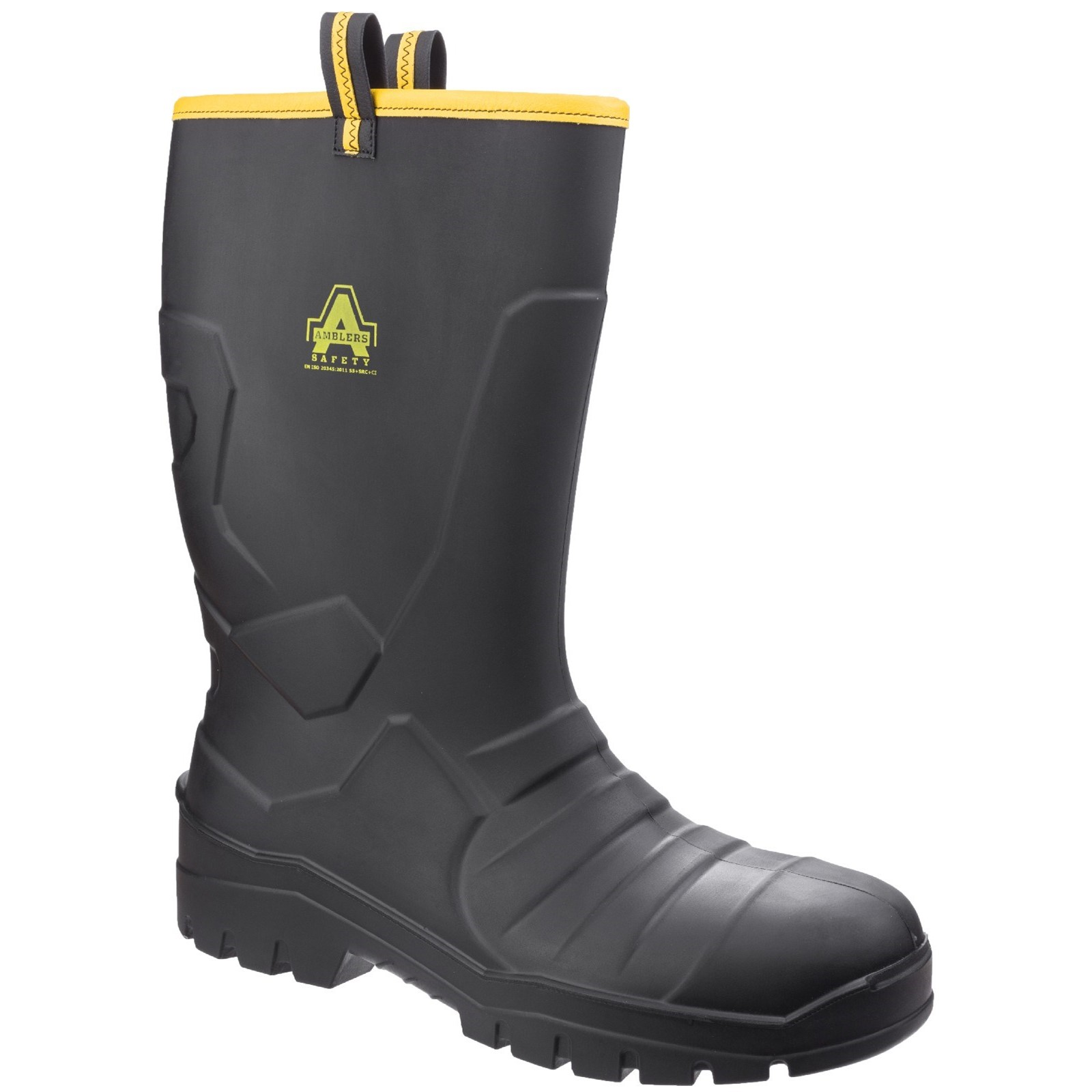 Amblers Safety Unisex AS1008 Volle Sicherheit Rigger Schuhe Stiefel