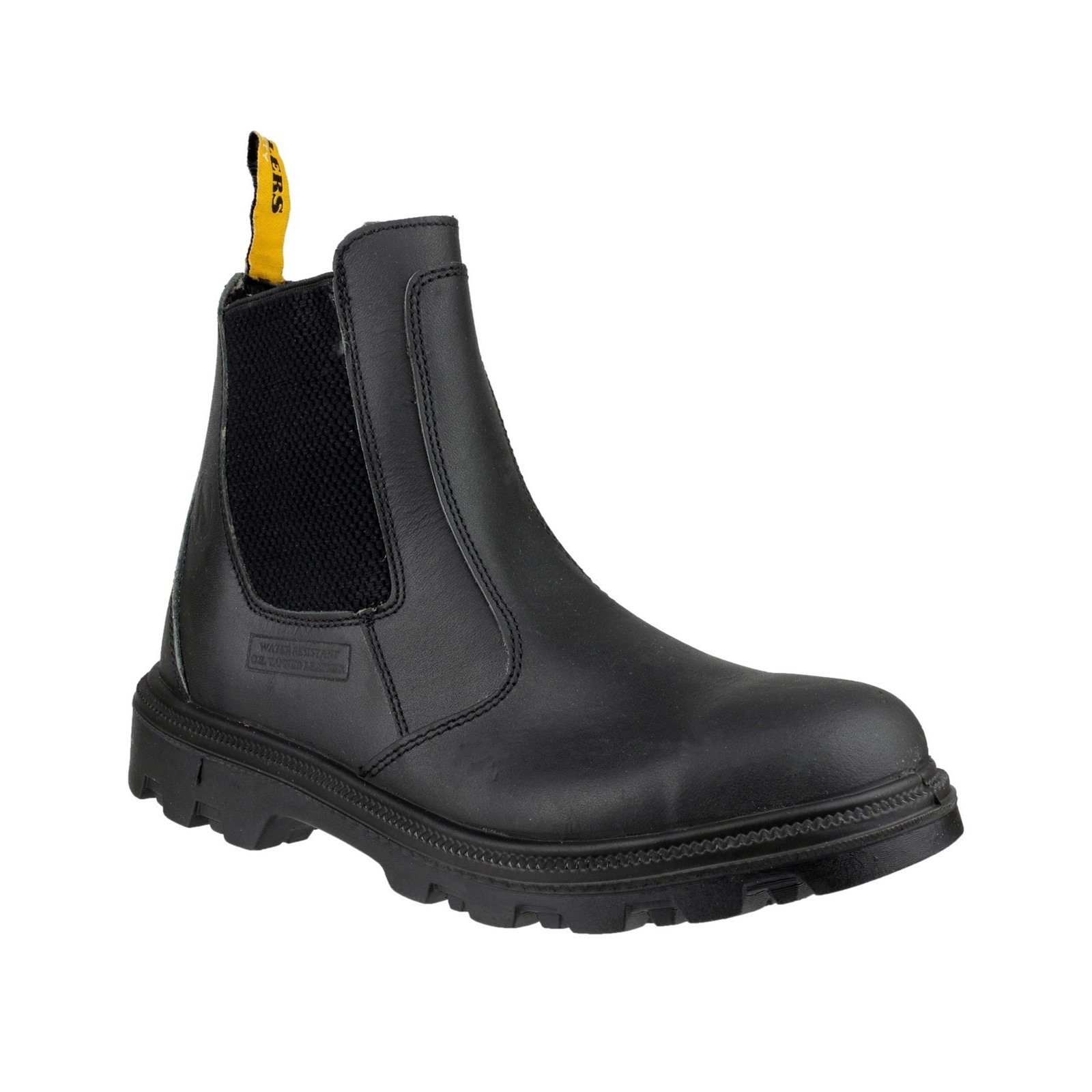 1b699a83266 Details about Amblers Safety Mens FS129 Water Resistant Pull on safety  Dealer Boot