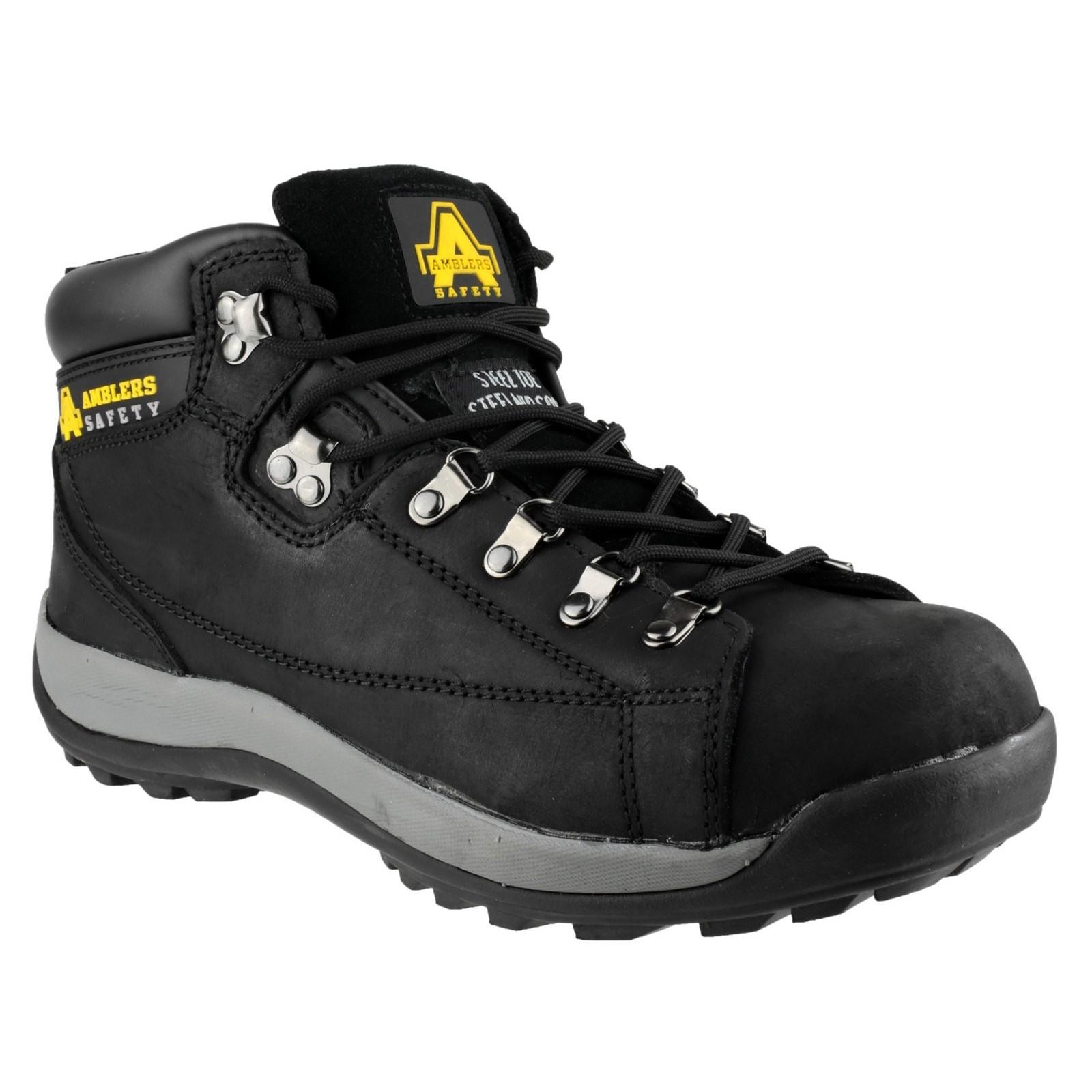Amblers Seguridad Unisex FS123 Resistente Con Cordones botas De Seguridad