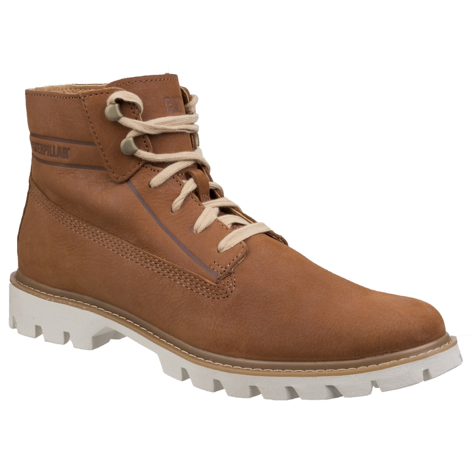 CAT Lifestyle Mens Basis Lace Up Boot