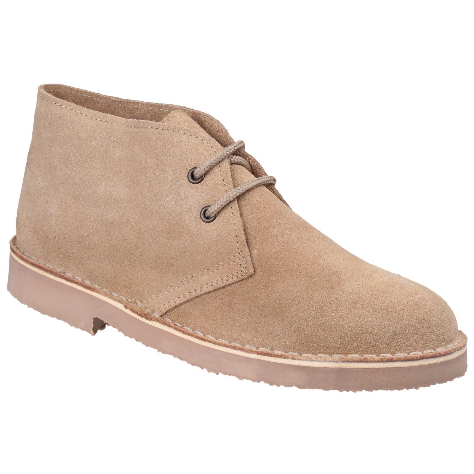 Cotswold Mens Sahara Desert Boot Camel Size UK 14 EU 48