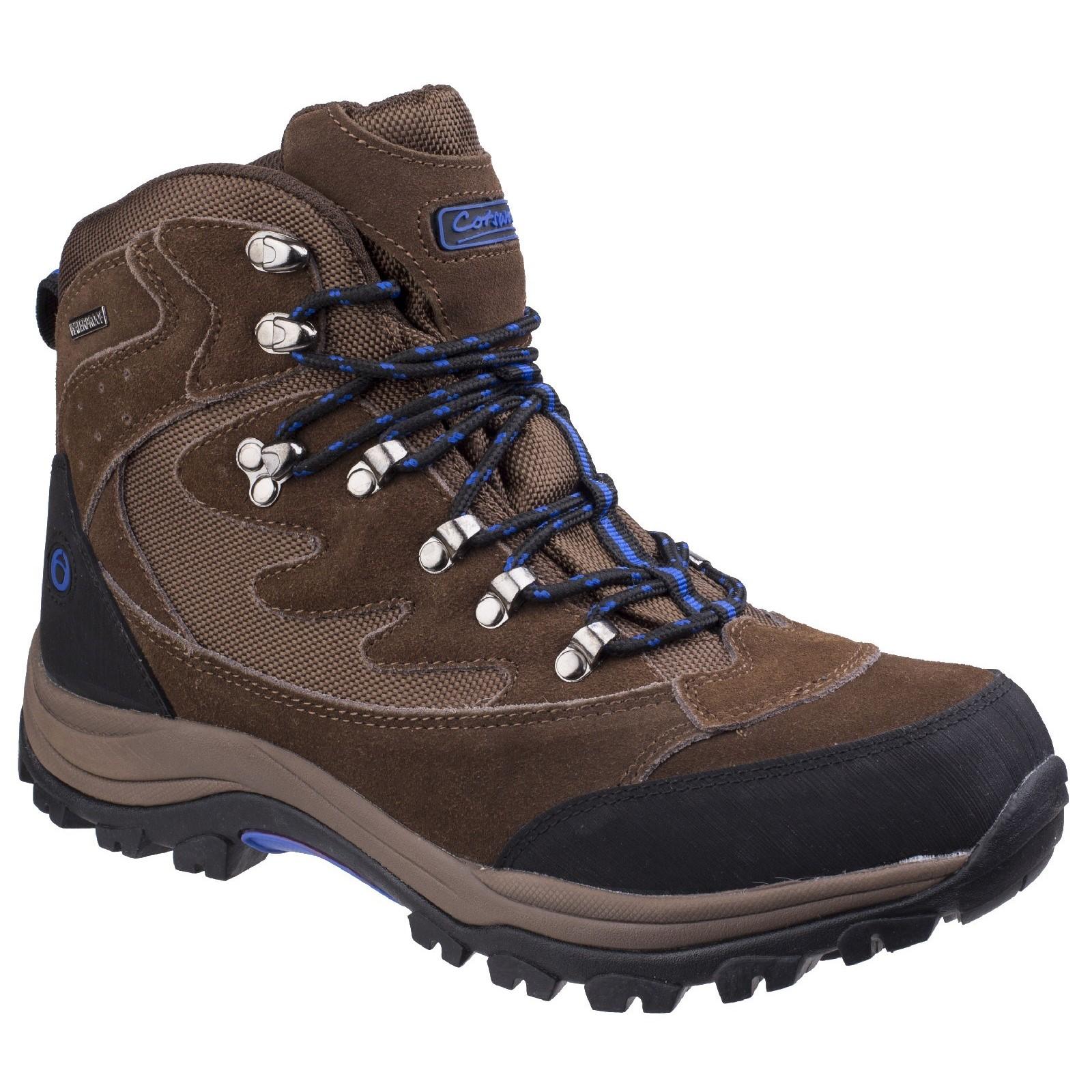 Cotswold Oxerton Brown - Chaussures Chaussures-de-randonnee Homme
