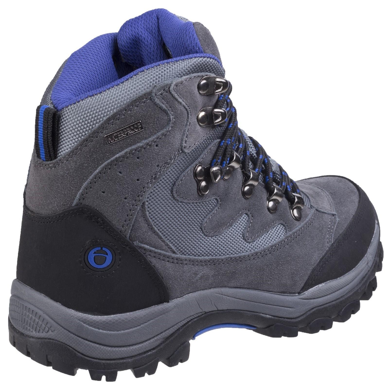 Cotswold Hommes Oxerton Hommes Imperméable Hiker À Lacets Chaussures Randonnée 7TutJ
