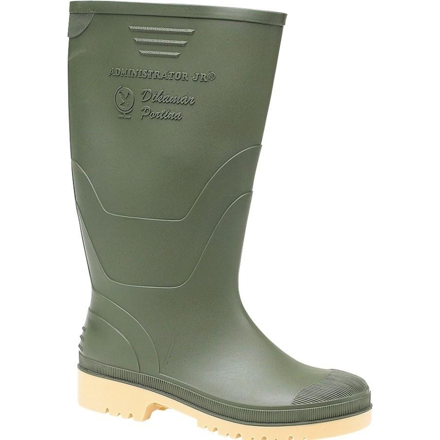 Dikamar-Unisex-Kinder-Administrator-Wellington-Stiefel-Gummistiefel-Regenstiefel