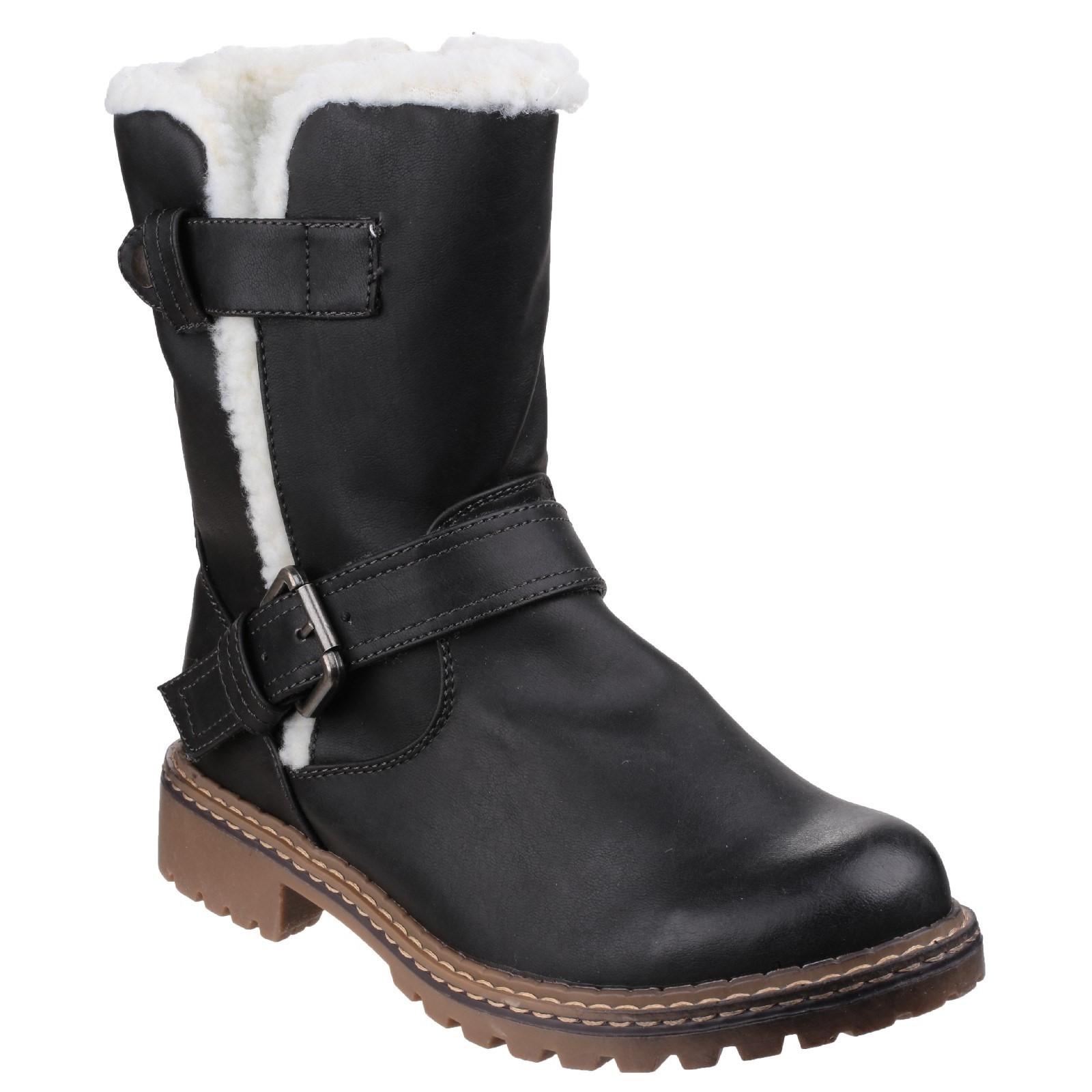 Divaz Womens Nardo Pull On Boot