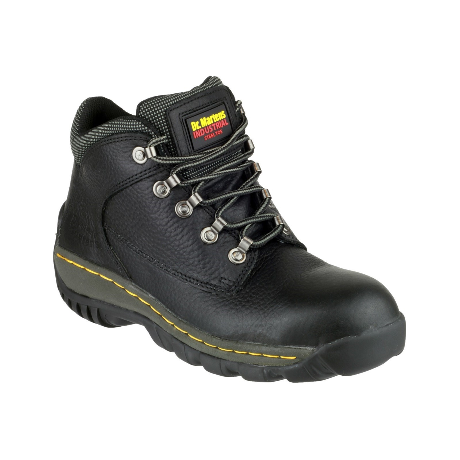 Dr Martens Mens FS61 Lace-Up Boot
