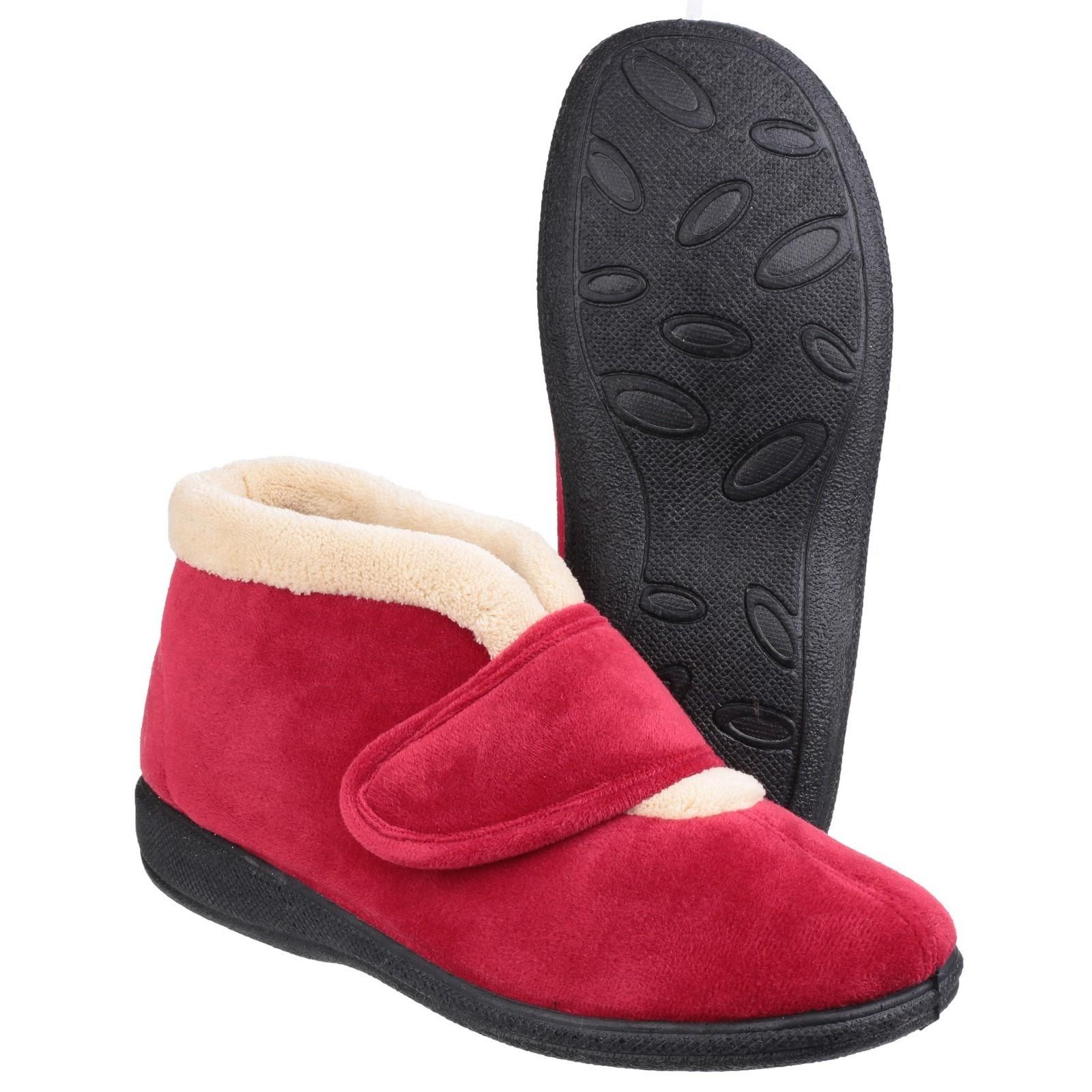Fleet foster mujer levitt botas calzado exterior zapatos - Botas andar por casa ...