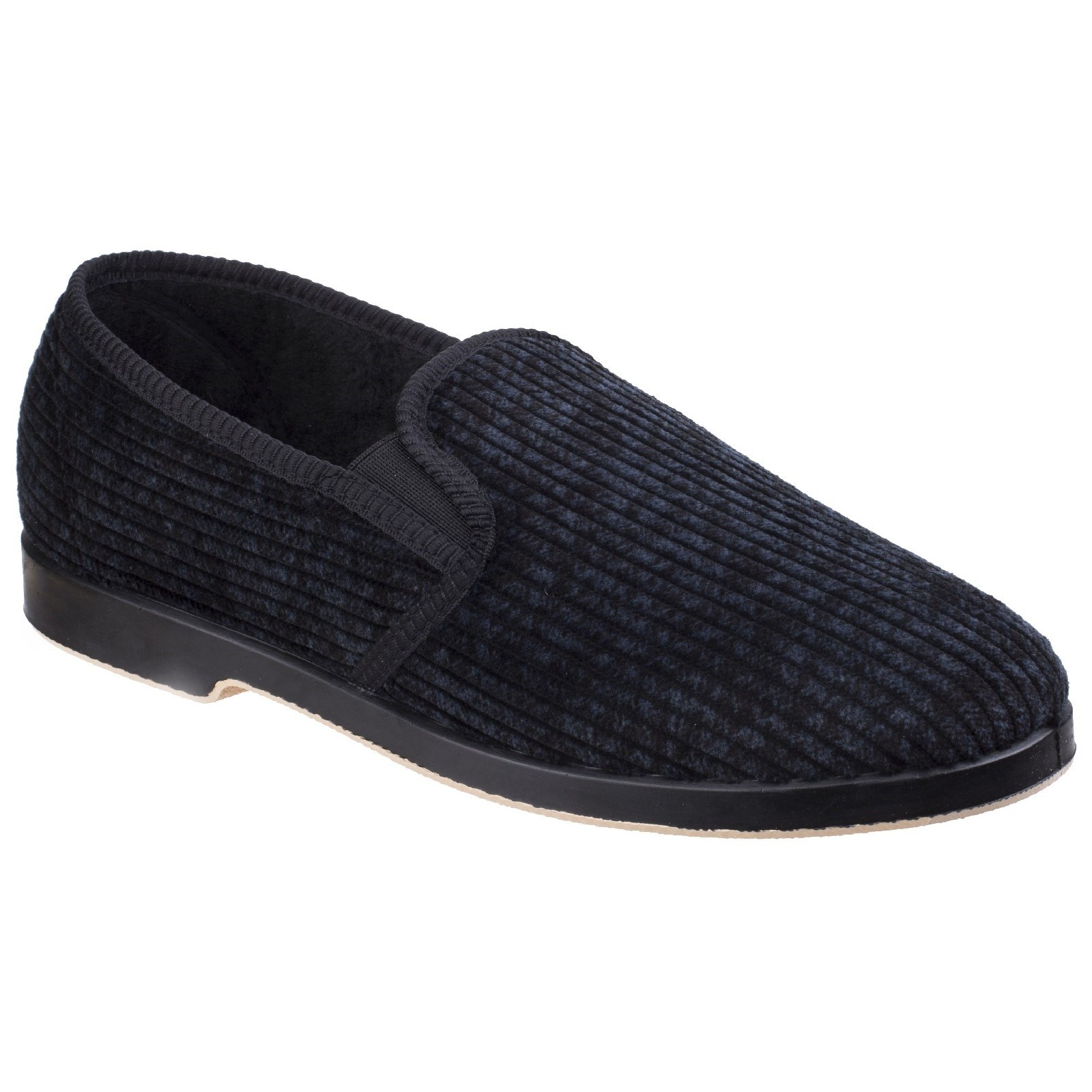 GBS Mens Lonsdale Mens Twin Gusset Slipper