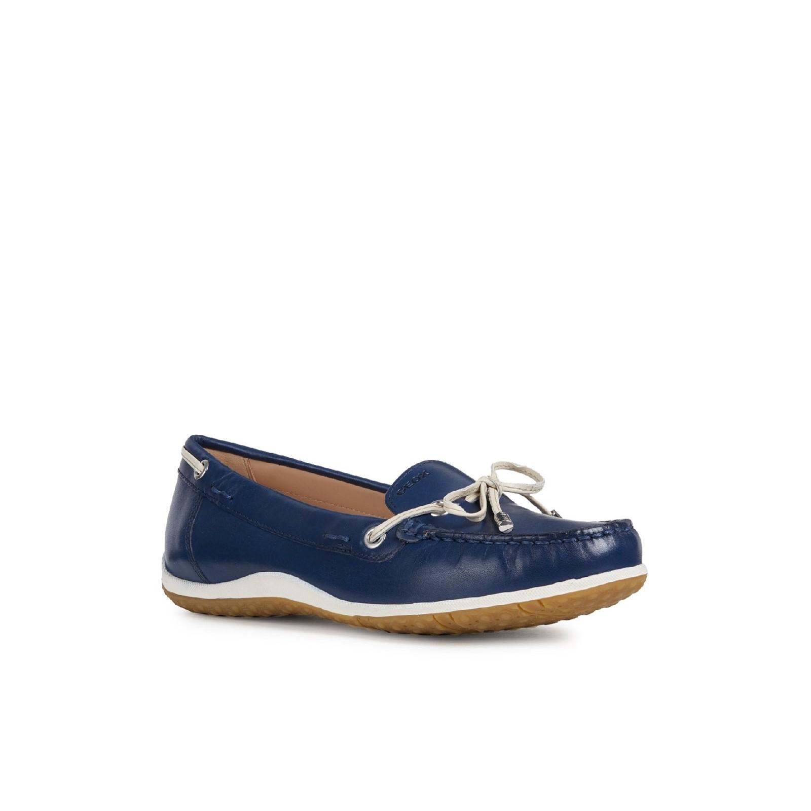 Geox Womens D Vega Moc B Slip On shoes