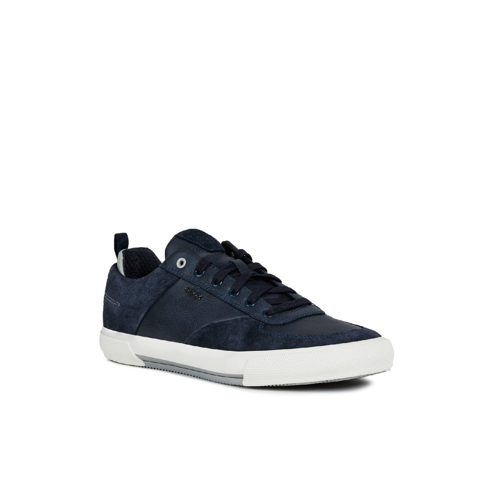 Geox Mens U Kaven A Lace Up Trainer