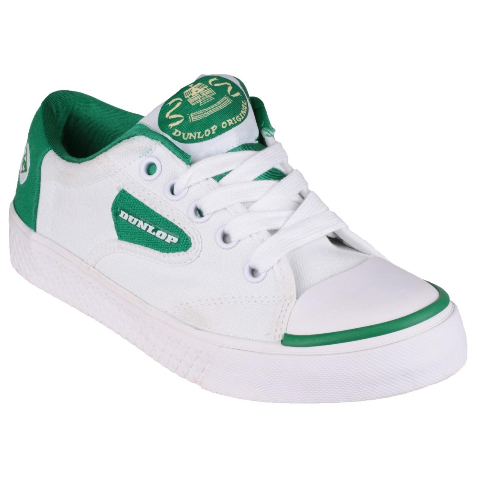 Green Flash Mens Dunlop Flash