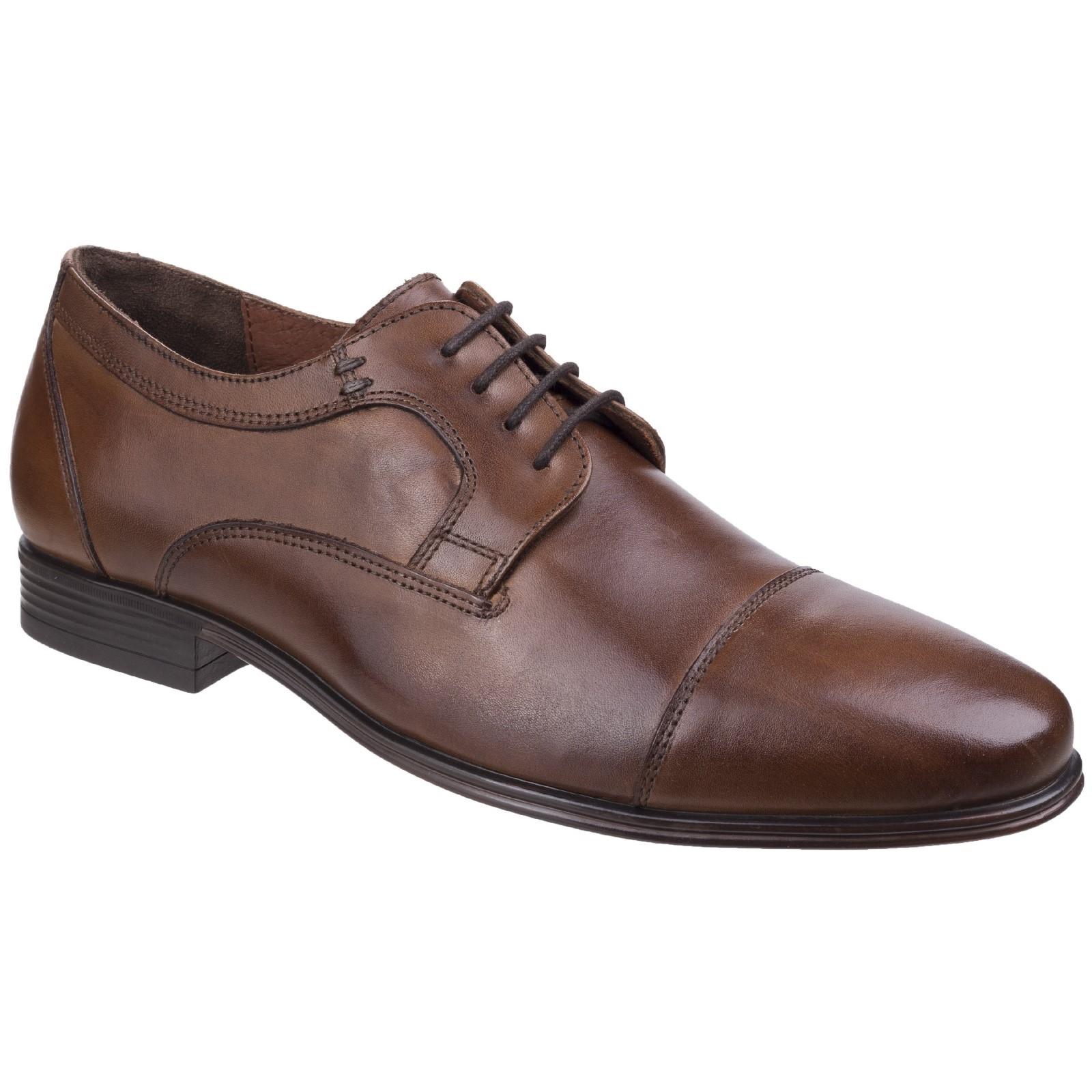 Hush Puppies Homme Bertrand Cap Toe chaussures