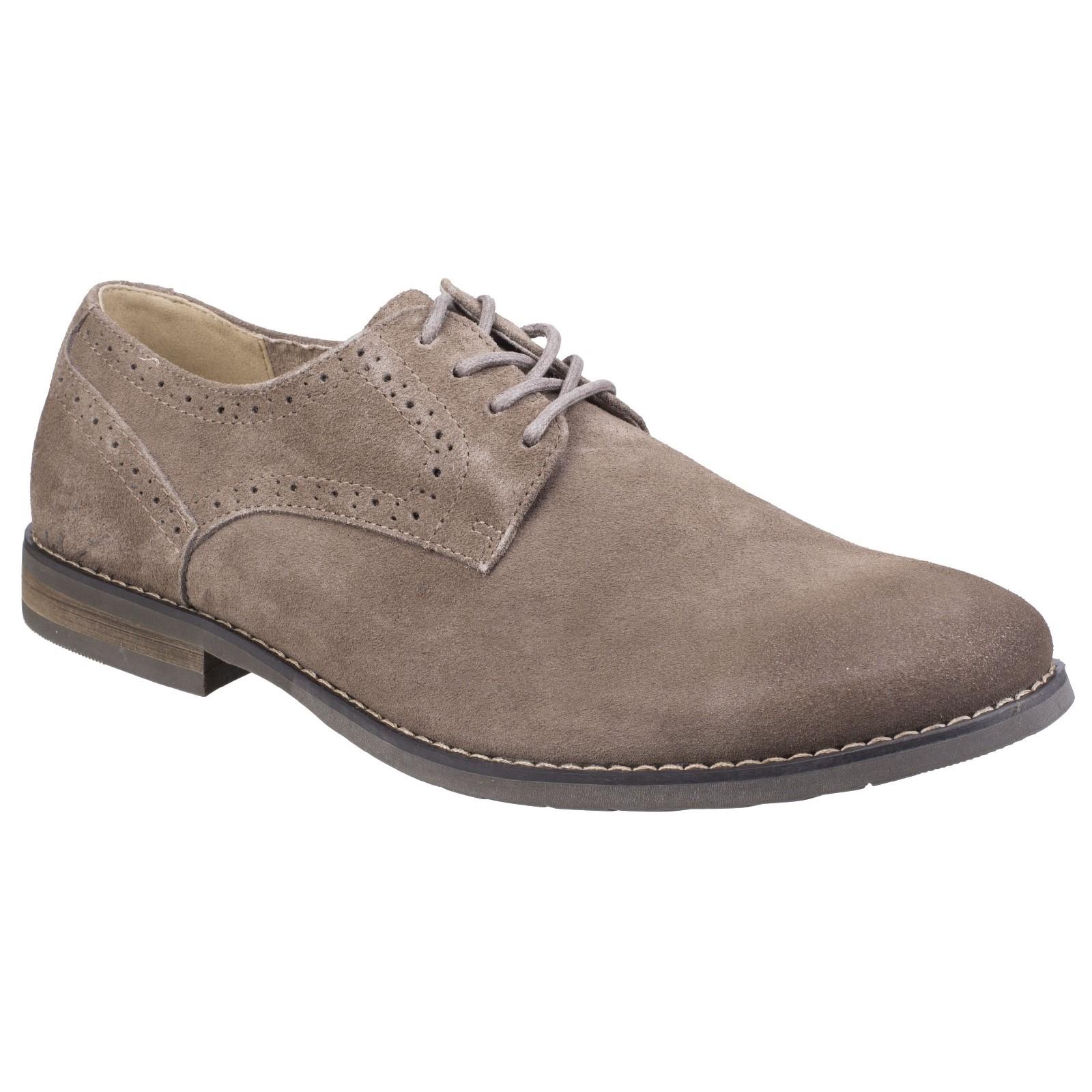 Hush Puppies Mens Sean Casual Plain Toe shoes