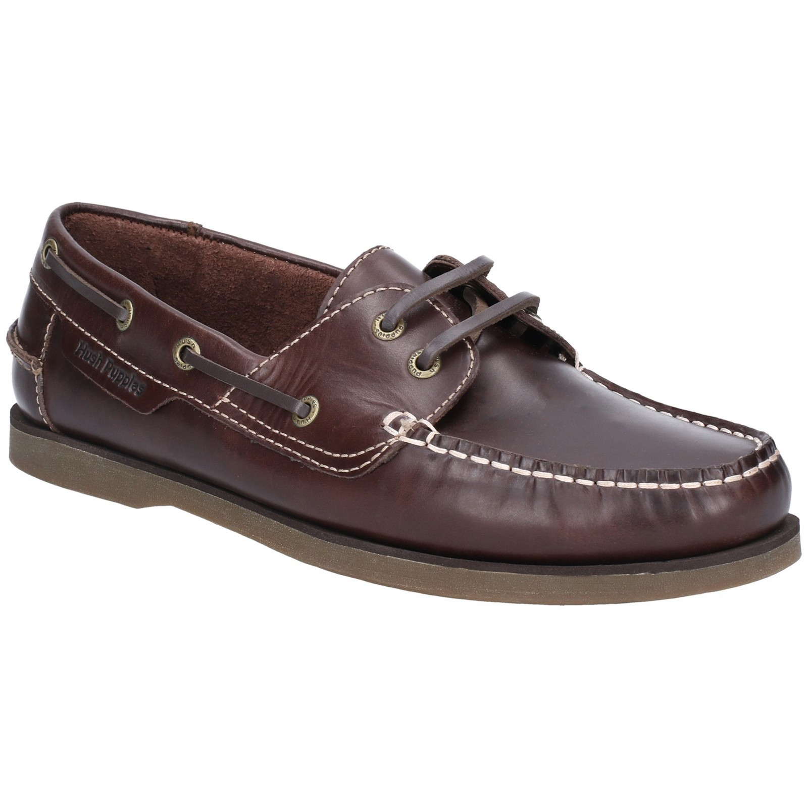 Hush Puppies Mens Henry Classic Lace Up shoes
