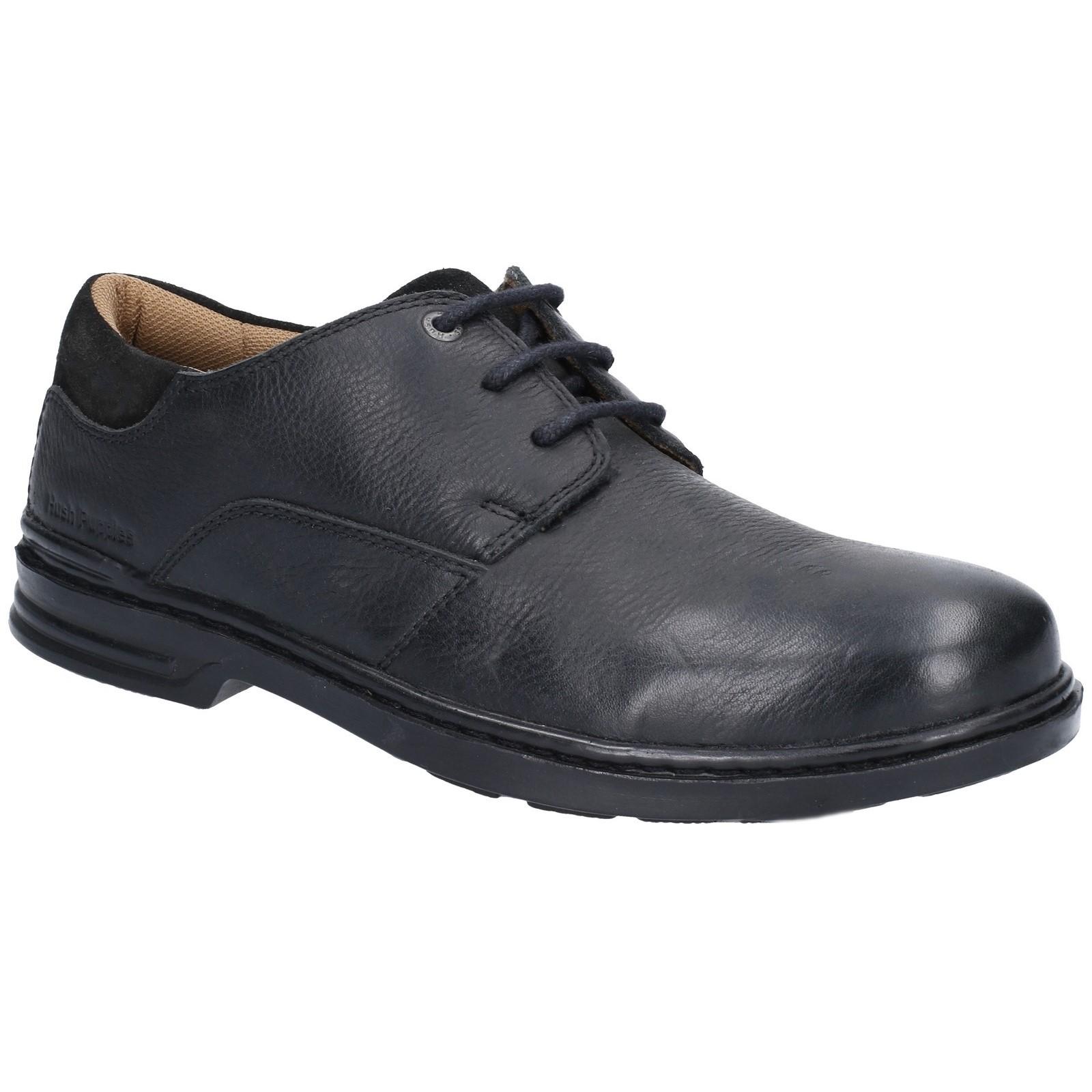 Hush Puppies Herren Max Hanston Klassisch Schnürbar Formelle Schuhe    | Verschiedene Stile
