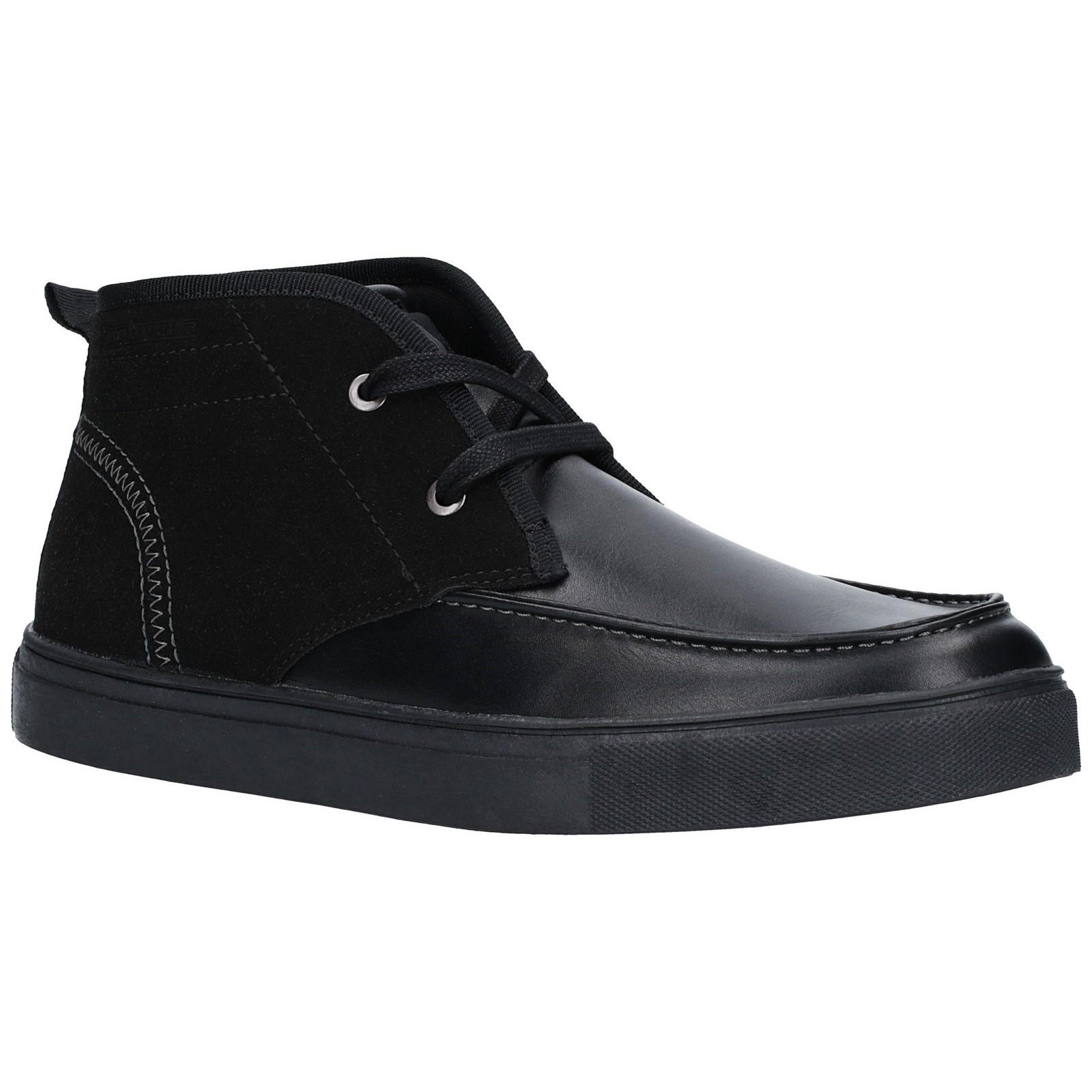 Lambretta Mens Chukka Lace Ankle Boot