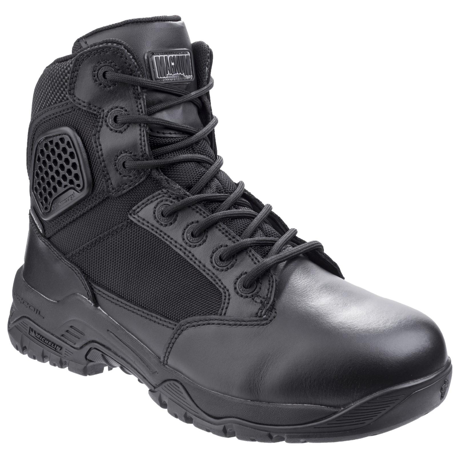Magnum Mens Strike Force 6.0 Waterproof Mens Uniform Boots
