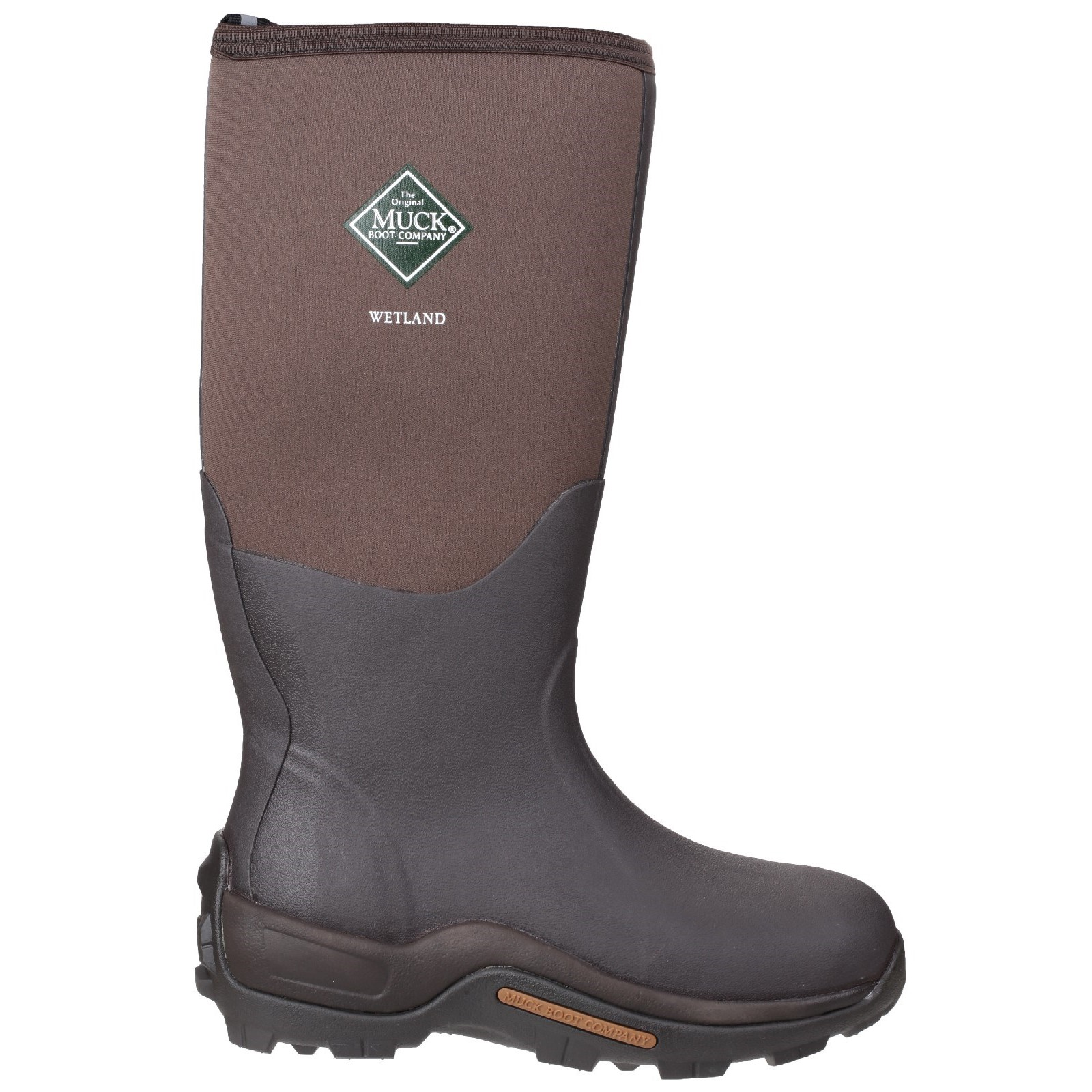 Muck Unisex Wetland Wellington Stiefel Gummistiefel Regenstiefel Slipper Schuhe