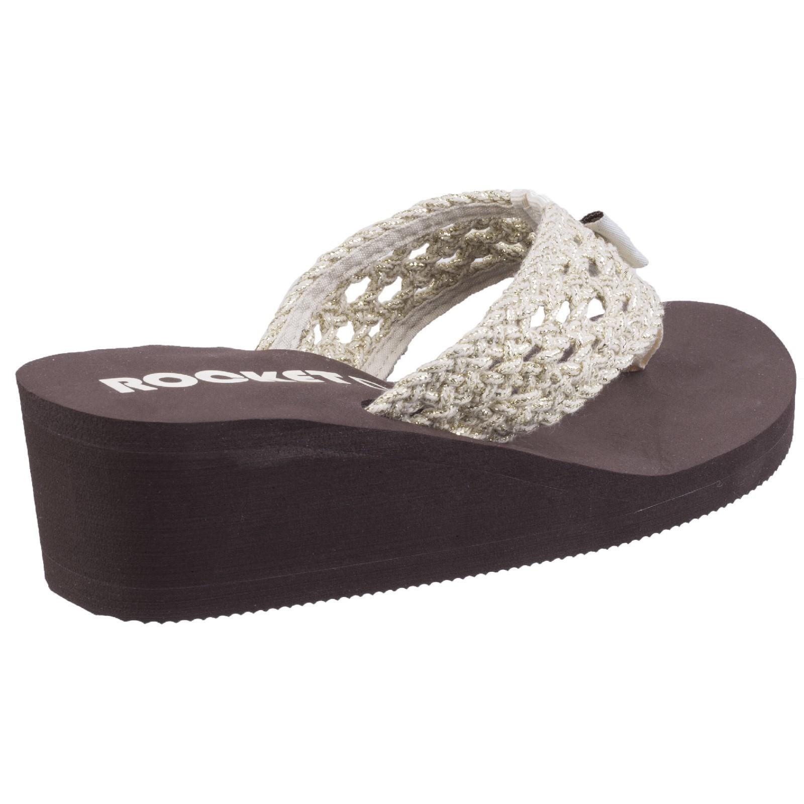 rocket dog aviara stapleton damen zehentrenner sommerschuhe flip flops sandalen ebay. Black Bedroom Furniture Sets. Home Design Ideas