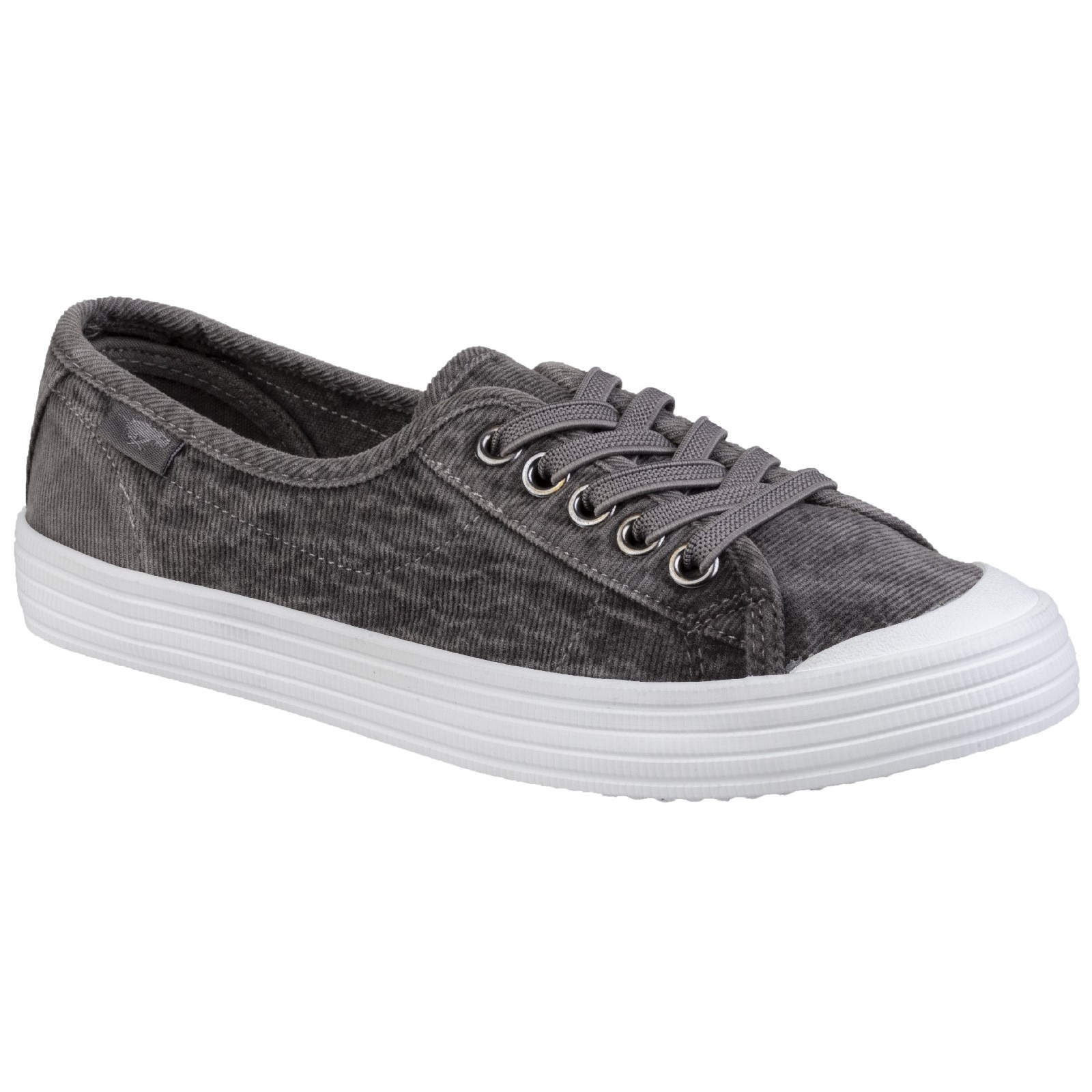 Rocket Dog femmes Chow Rye a Costine chaussures con Lacci