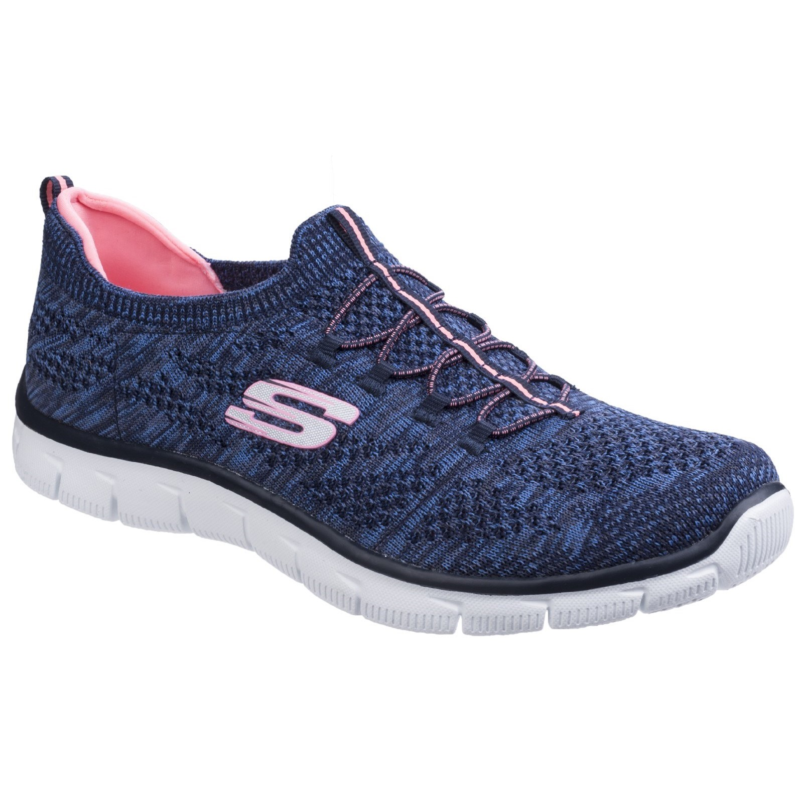 Skechers damen Empire Sharpe Thinking Trainer