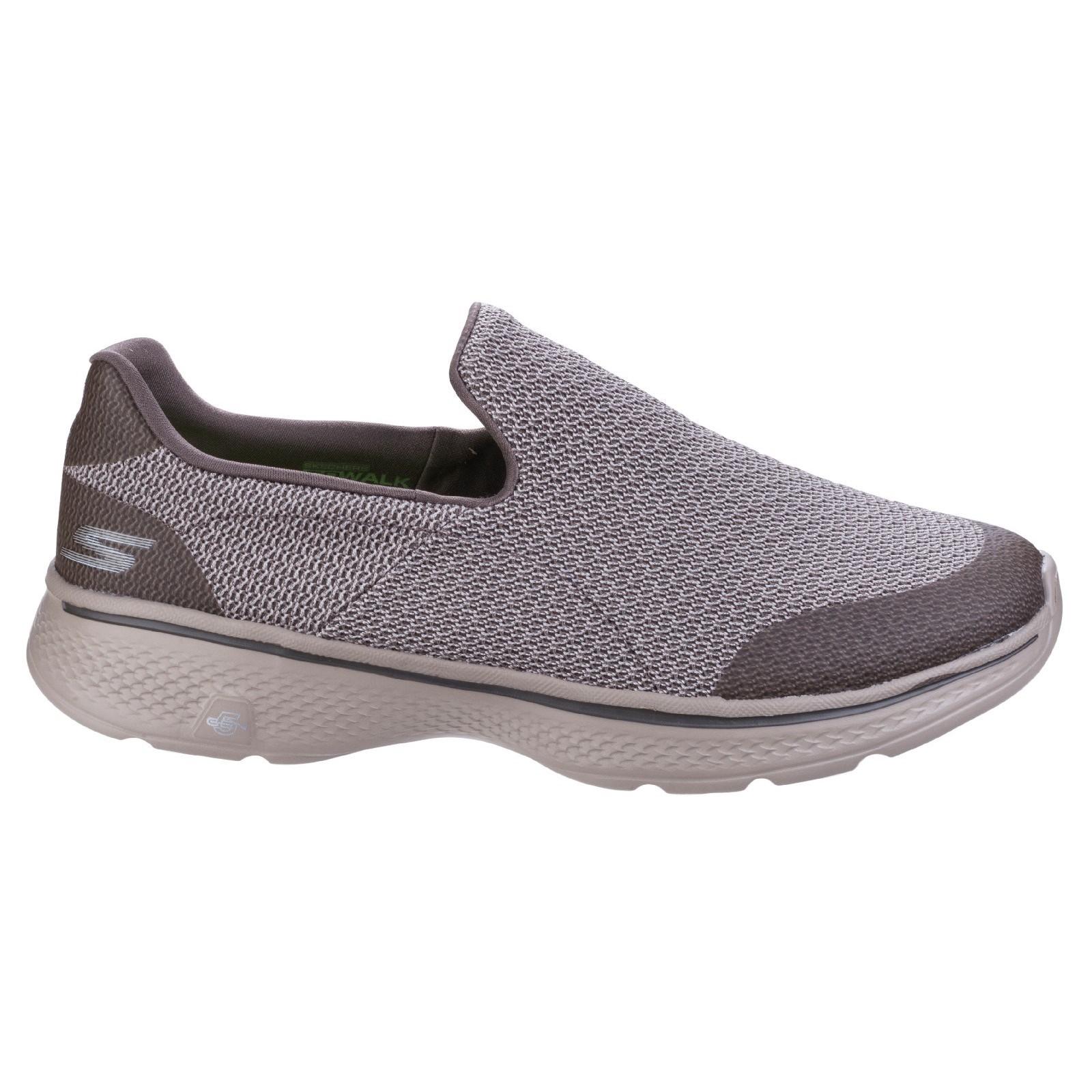 Skechers Go Walk 4 Schuhe Expert Herren Halbschuhe Turnschuhe Schuhe 4 Sport Slipper 2955e1
