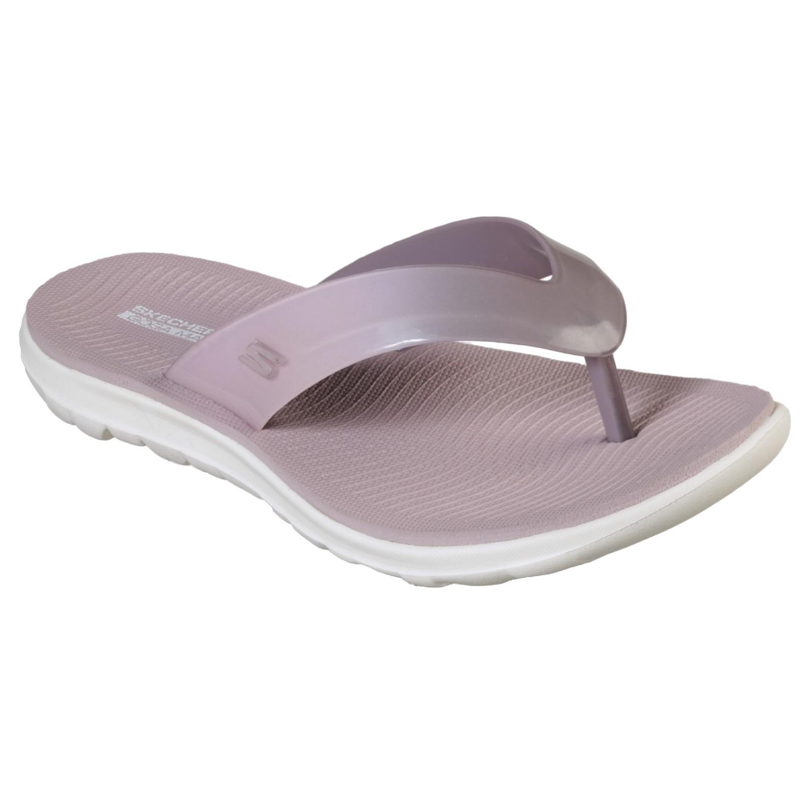 Skechers femmes Nextwave Ultra Jelly 3 Point Molded Footbed Sandal